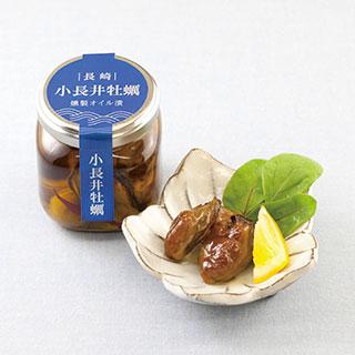 小長井牡蠣燻製オイル漬